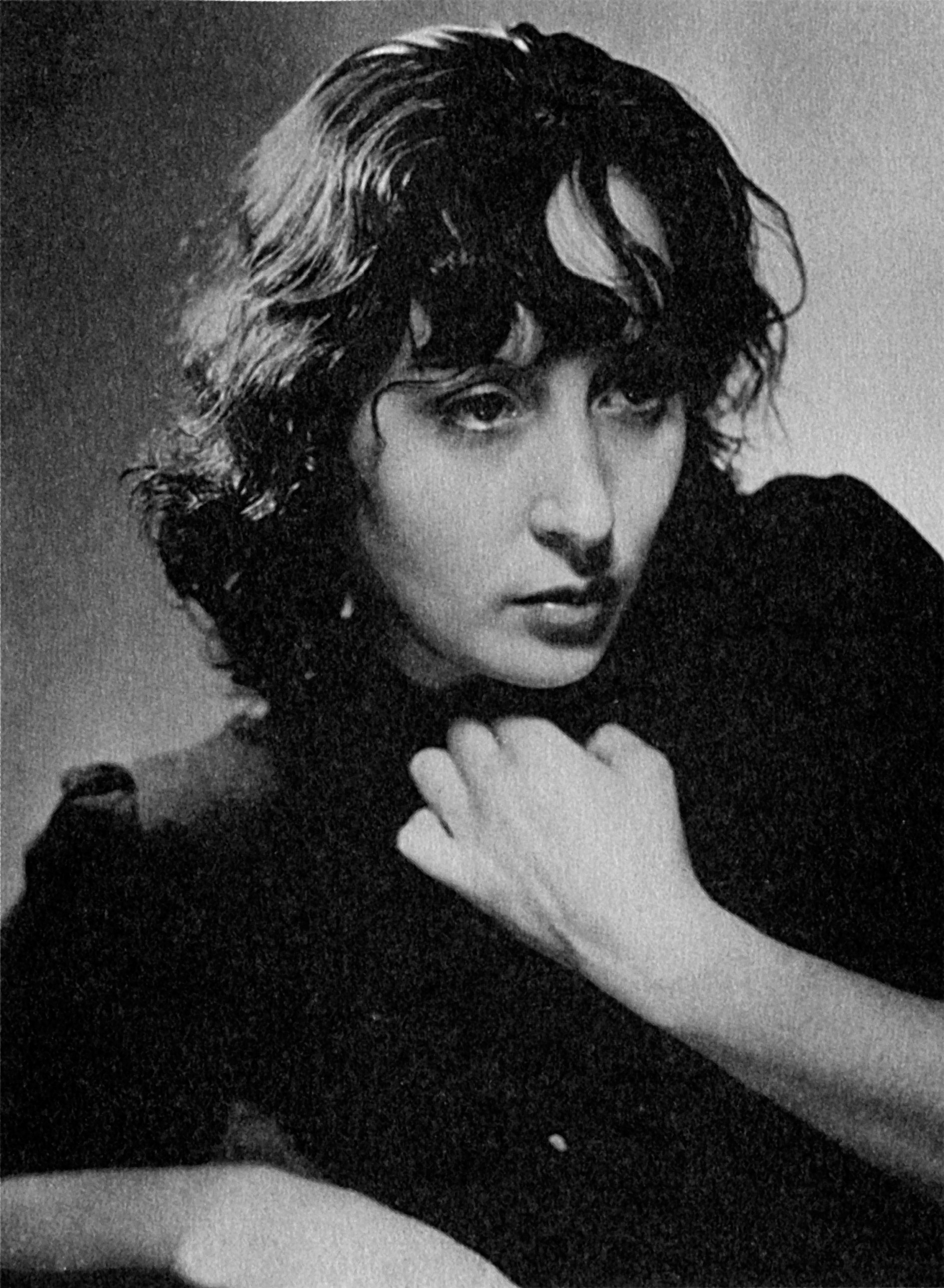 foto Clara Calamai (1909?998)