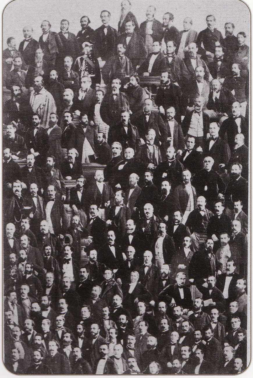 La scuola per i 150 anni dell 39 unit d 39 italia la for Sito parlamento italiano