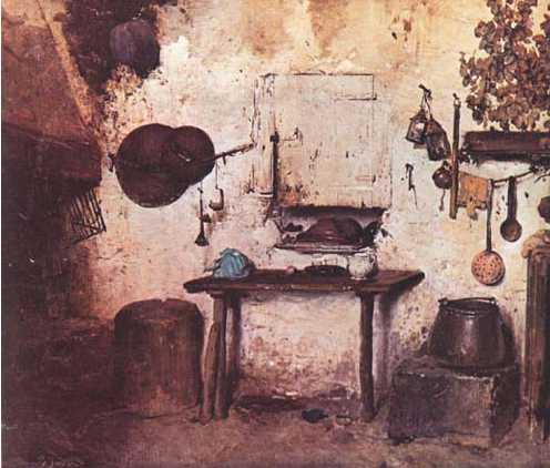 03 la casa - Casa rustica interni ...