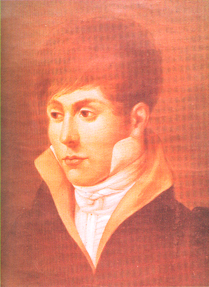 Ritratto giovanile di Giovanni Maria Mastai Ferretti -Sec. XIX - Museo Pio IX - Senigallia - im001_pio9